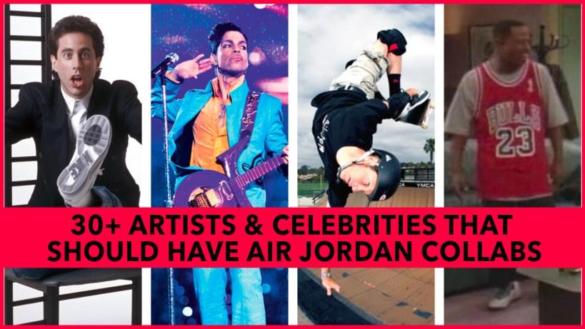 Celebrities That Need Sneaker Collabs