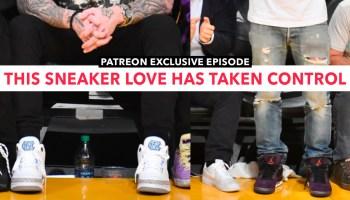 Adam Levine Sneakers