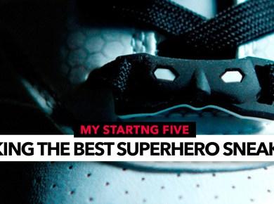The Best Superhero Sneakers