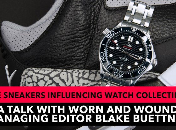 Blake Buettner Worn and Wound Interview Podcast