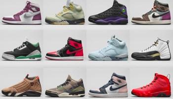 Air Jordan Holiday 2021 Sneaker Releases