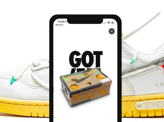 How Many People Actually Hit On Nike's SNKRS App?