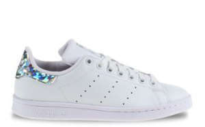 adidas Stan Smith Wit/Holographic