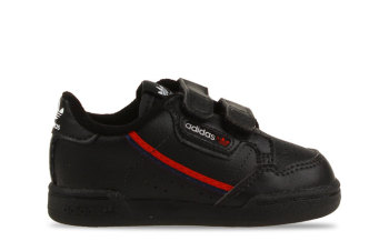 adidas Continental 80 CF I Zwart Peuters