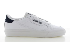 adidas Continental Vulc Wit Heren