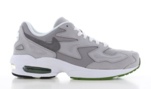 Nike Air Max 2 Light Grijs/Wit Heren