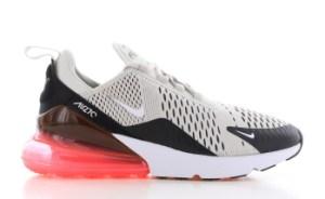 Nike Air Max 270 Créme/Zwart Dames