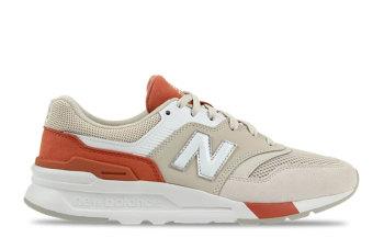 New Balance 997 Grijs Dames