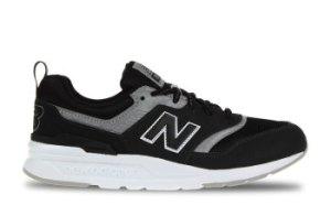 New Balance 997 Zwart