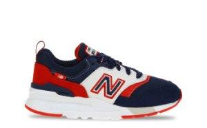 New Balance 997 Rood/Blauw Kinderen