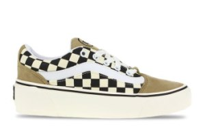 Vans Shape Checkerboard/Bruin Dames