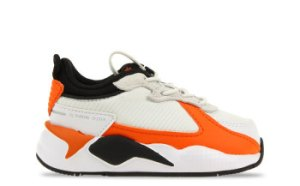 Puma RS-X Mix Wit/Rood Peuters
