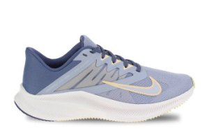 Nike Quest 3 Blauw Dames