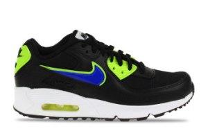 Nike Air Max 90 Zwart/Geel