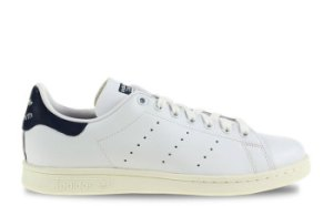 adidas Stan Smith Wit/Blauw Heren