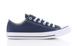Converse All Star Low OX Blauw Dames