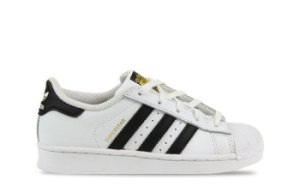 adidas Superstar Wit/Zwart Kinderen