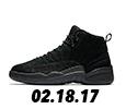 Jordan 12 OVO Black