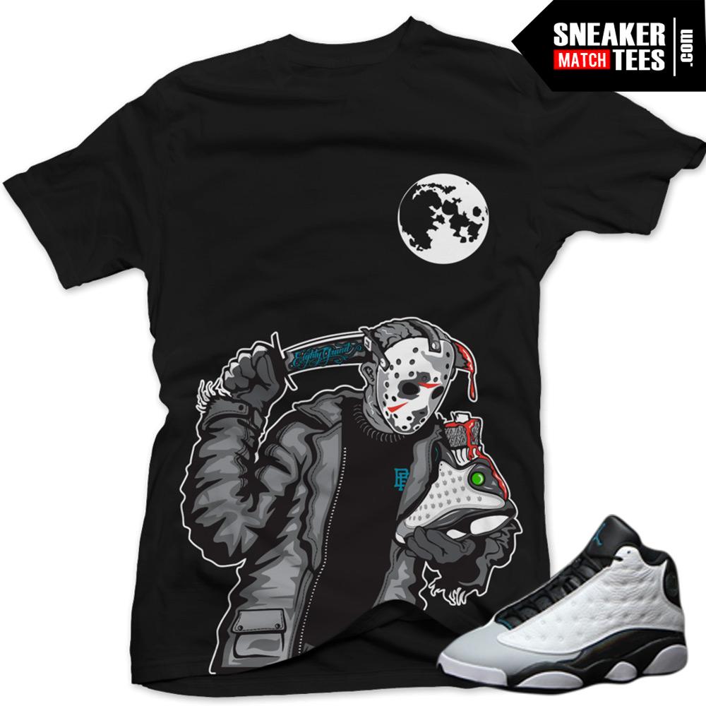 f99fcbb94d97 Retro 13s Grey toe shirts matching sneaker tees