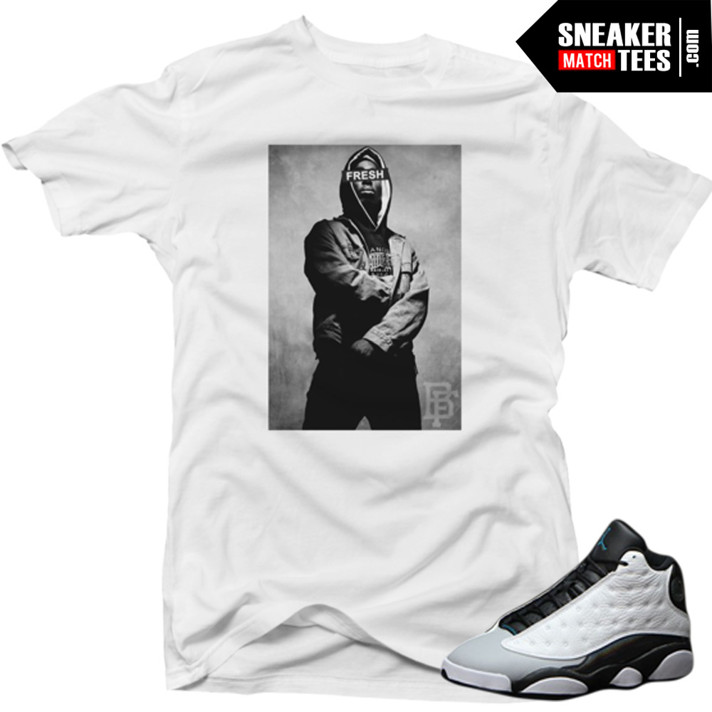 Shirts to match Baron 13s. Clothing for Jordan 13 Baron matching sneaker tees, shirts, crewnecks and hoodies
