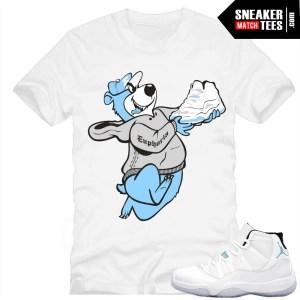 297f8a423483b2 ... Legend Blue 11 matching sneaker tees shirts match jordan retro Legend  Blue 11s ...