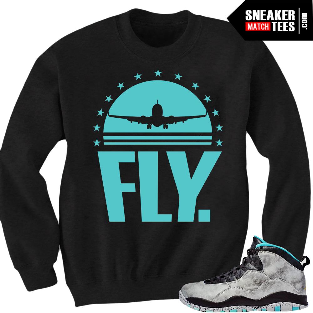 05ddf06b8d7e6d Jordan-10-Liberty-sneaker-tees-shirts-to-match-