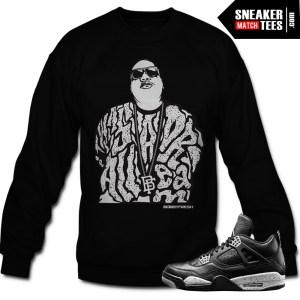 Jordan-4-Oreo-sneaker-tees-shirts-to-match-new-jordans-Oreo-4s-streetwear-online-shopping-karmaloop