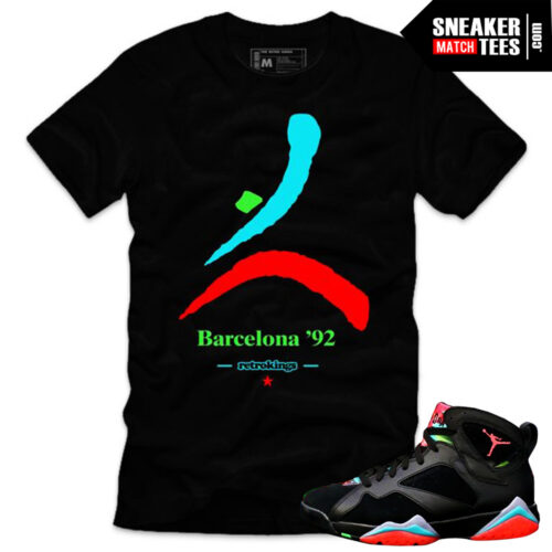 buy online 94cc6 caa44 Marvin the Martian 7s matching shirt