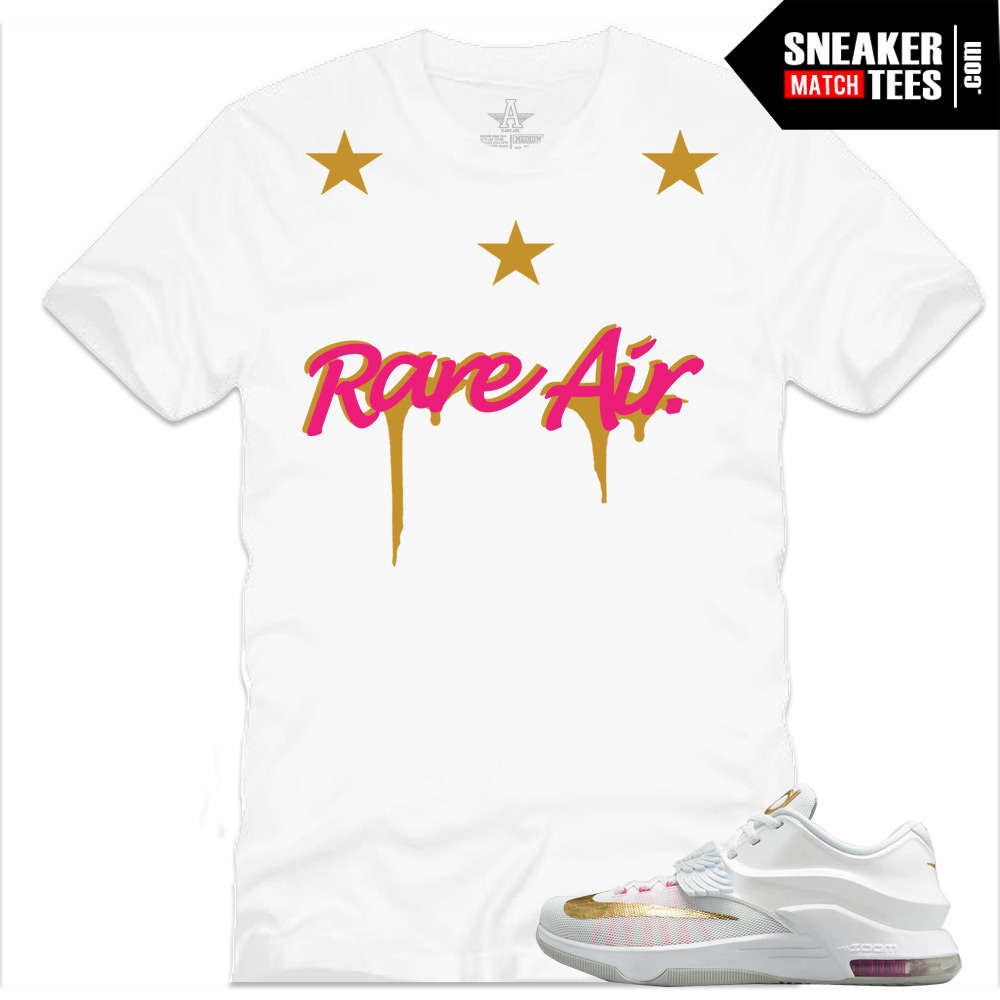 c6a720749f2e KD 7 Aunt of Pearl sneaker tees shirts streetwear online shopping karmaloop