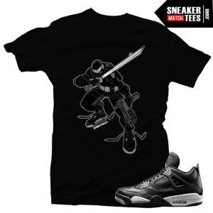 Oreo-4-Jordan-Retros-sneaker-tee-shirts-online-shopping-streetwear-karmaloop-sneaker-match-tees