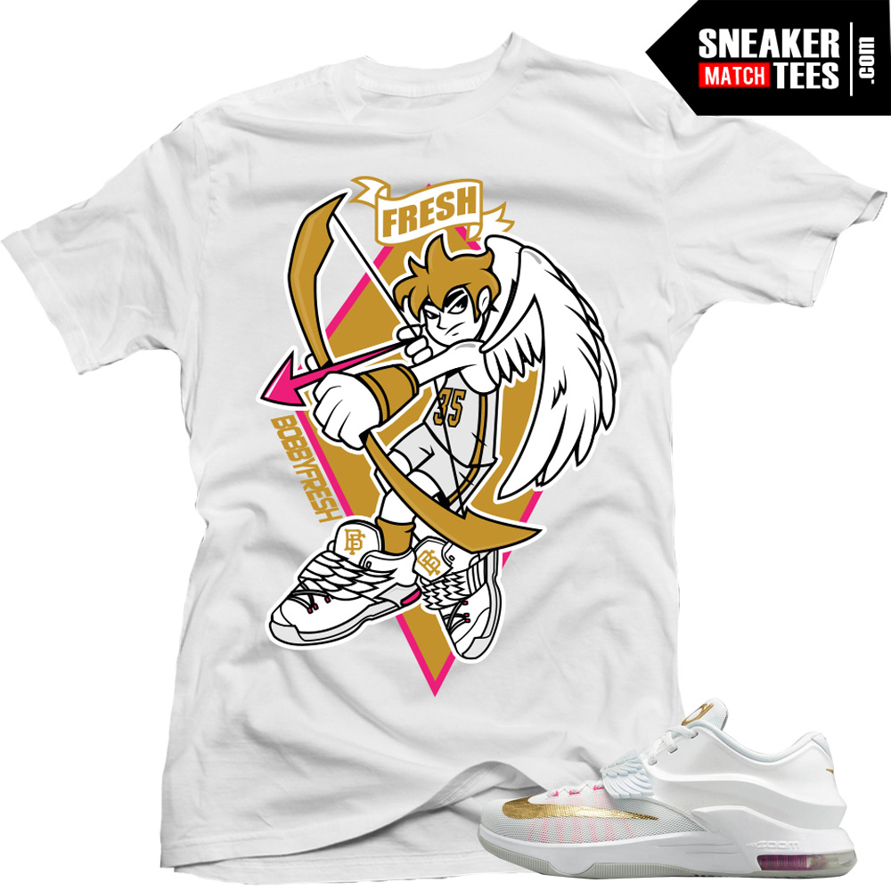 Sneaker Tee shirts to match KD 7 Aunt Pearl outfits matching shirts online  shopping streetwear karmaloop 2dfa24e57
