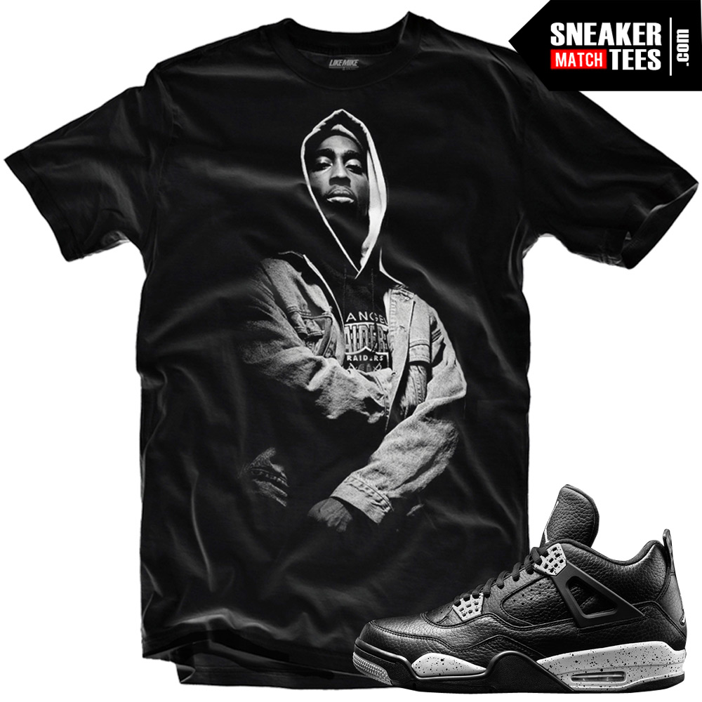 36a21f796df866 Sneaker-tees-shirts-to-match-Jordan-4-Oreo-