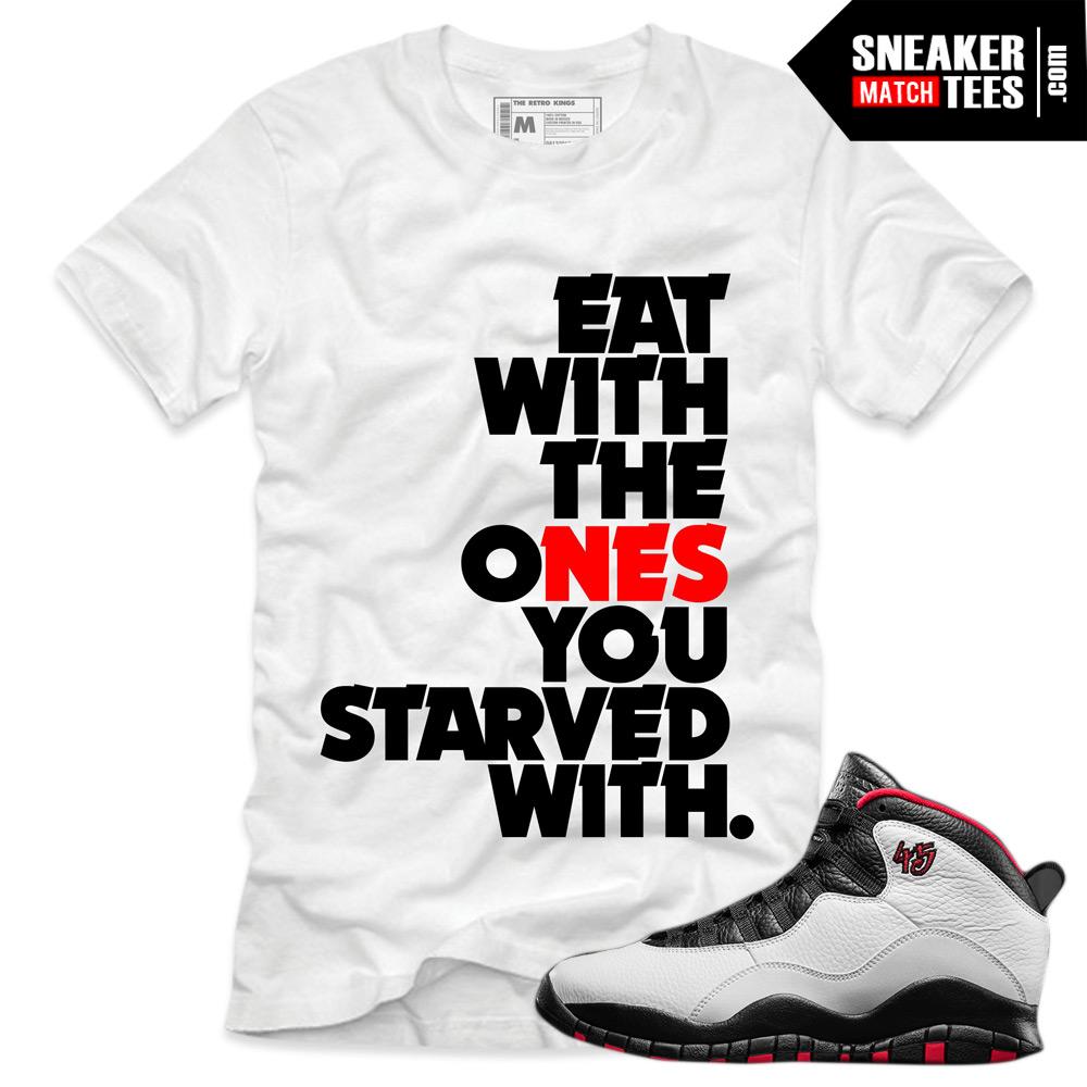 ccb22a70e555 Jordan 10 Double Nickel shirts to match online shopping streetwear