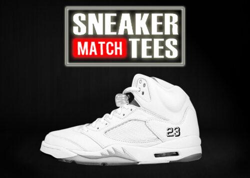 """7dfb9fe930c7 Jordan Release Dates   Air Jordan 5 """"Metallic Silver"""""""