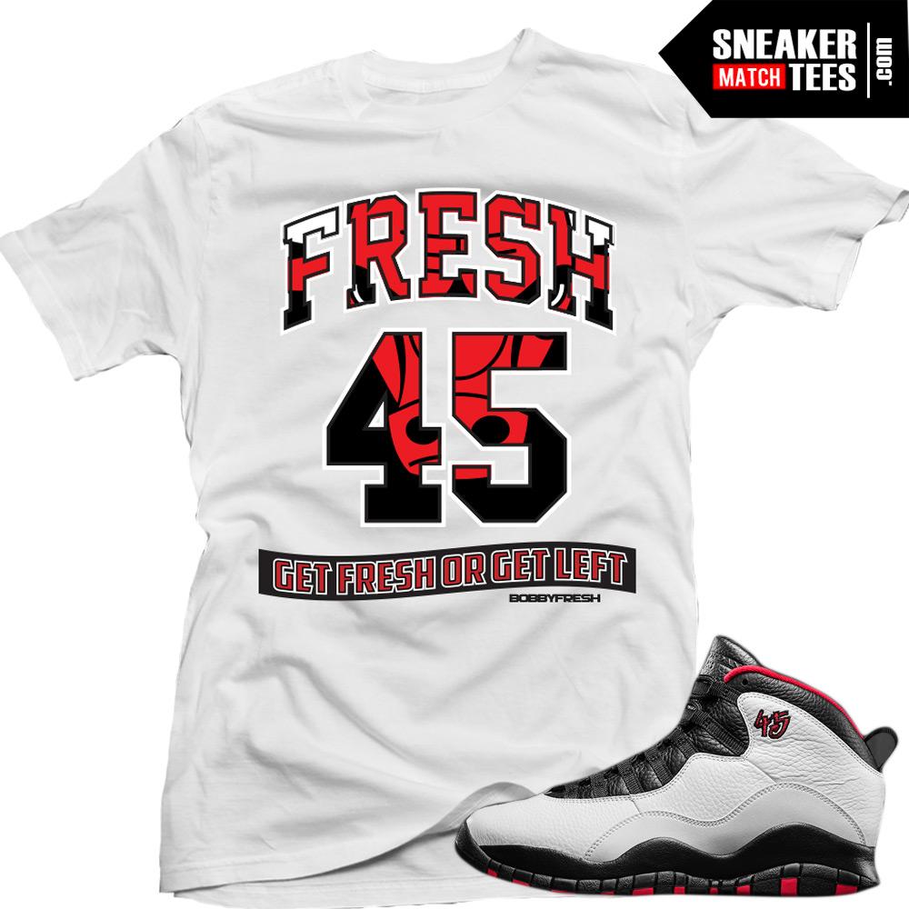 7aa7a753 ... Cement 4 - White; Jordan Retro 10 Double Nickel match shirts Double  Nickel 10s matching shirts ...