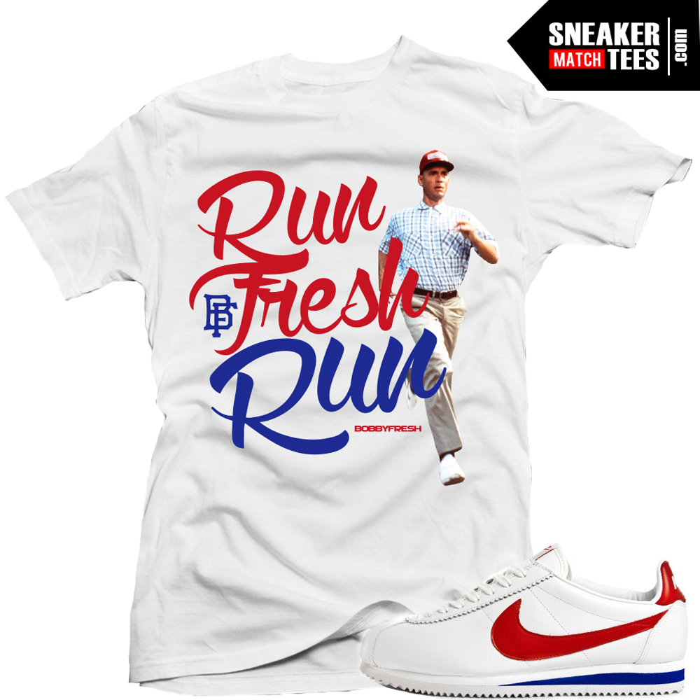 outlet shop best sellers new release Nike Cortez Forrest Gump Shirts Archives | Sneaker Tees ...
