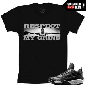 Oreo 4 shirts sneaker tees matching jordan 4 Oreo online shopping streetwear karmaloop