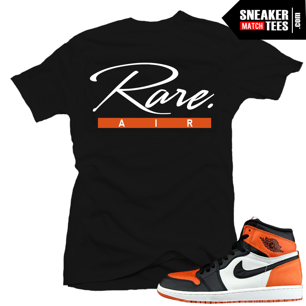 Shattered backboard 1s matching streetwear shirts