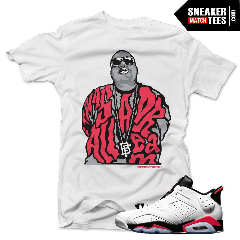 low priced cf810 3384a Jordan 6 low infrared shirt