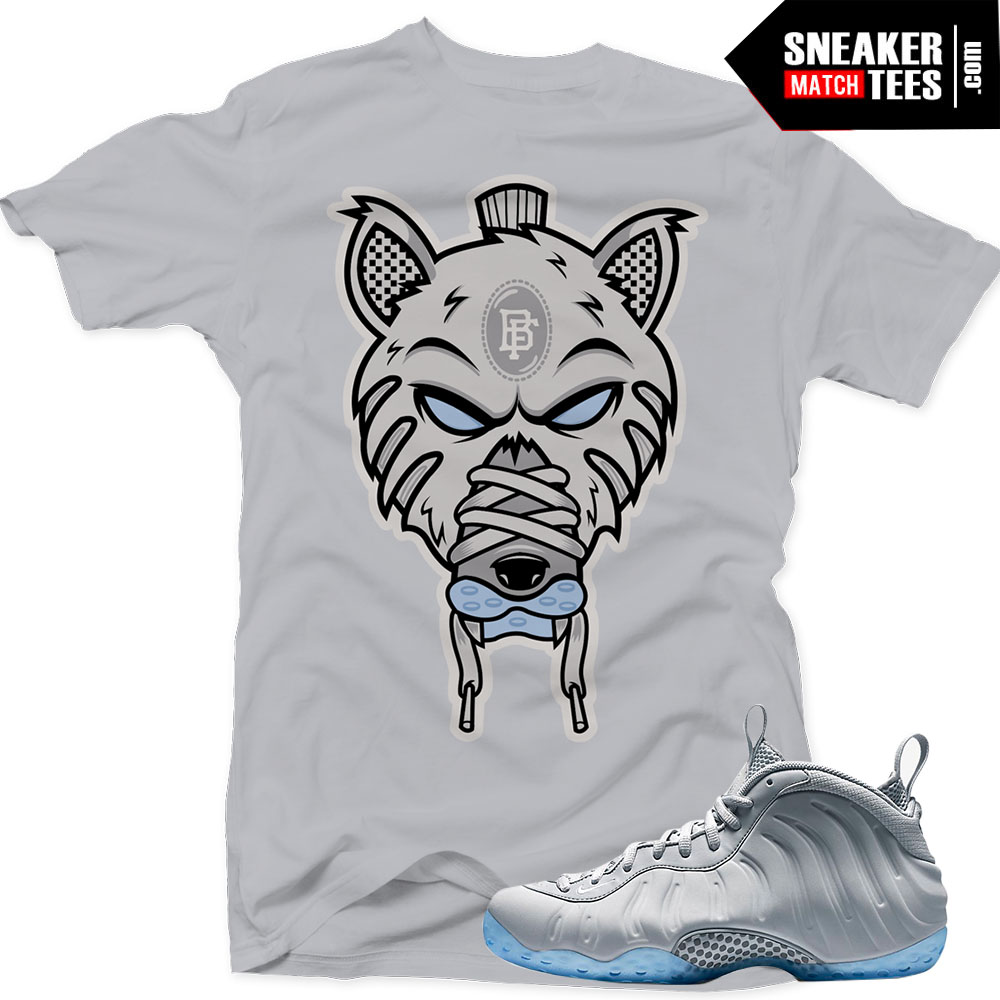 2c1862591b9 Wolf Grey Foams t shirt to match