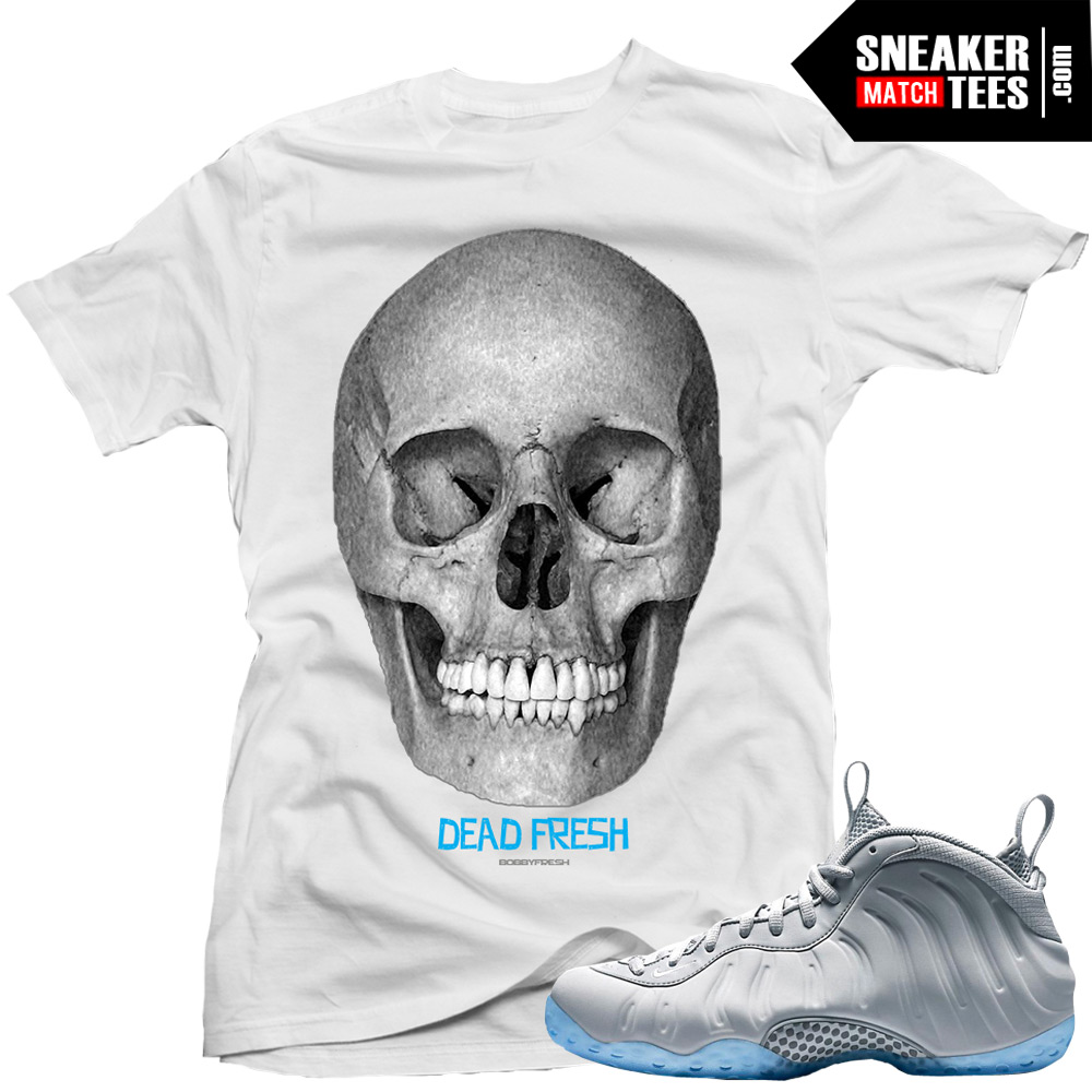 f009b080b0f Wolf Grey Foams t shirt to match