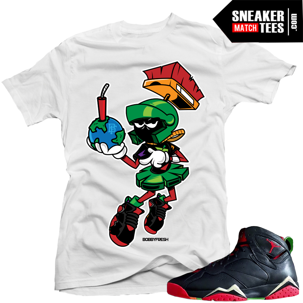 c5e7a93e4d4e Jordan 7 Retros tshirt marvin the martian 7s sneaker news jordan release  dates