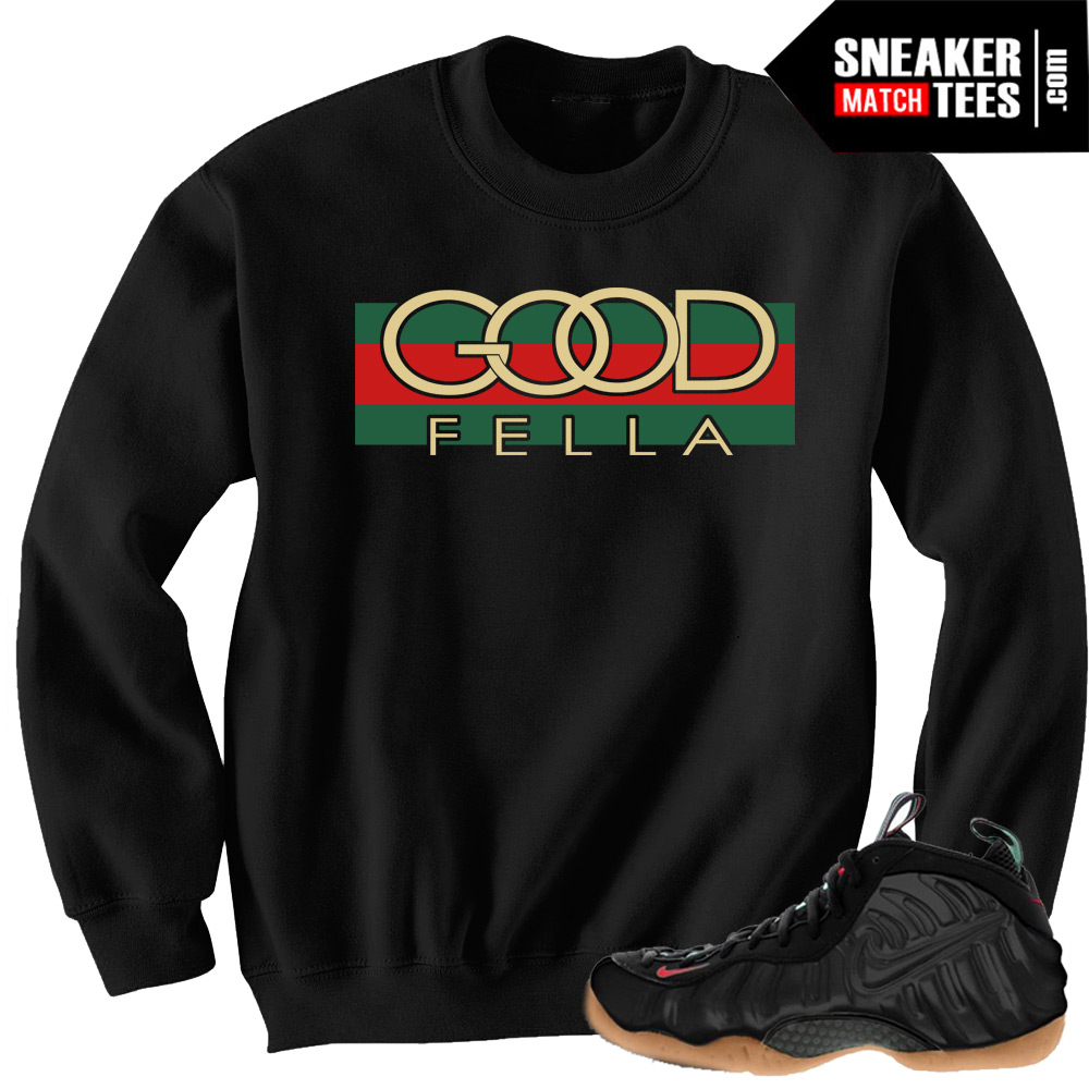 Gucci-Foams-matching-Crewnecks