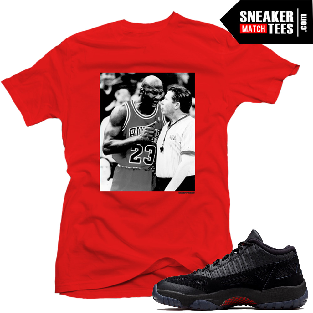 dd75fb5584c0 Referee 11 lows matching clothing sneaker tees shirts