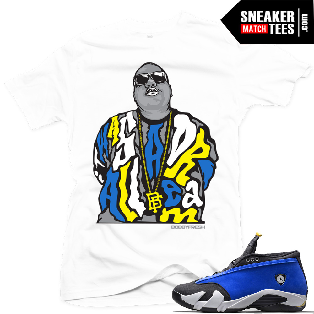 on sale 47ede 0dd87 Laney 14s Low shirts to match