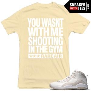 Shirts matching Jordan 10s OVO