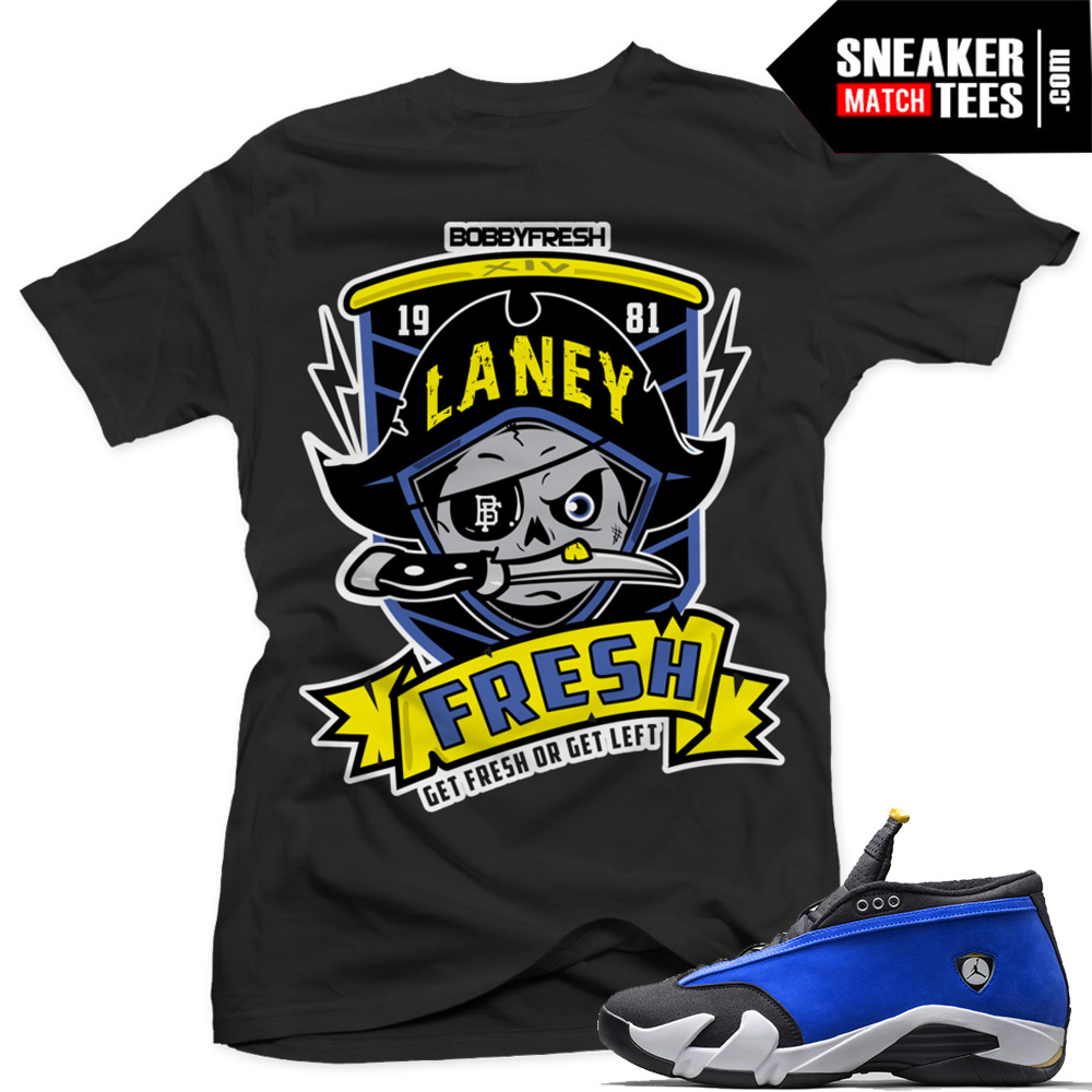 """166ad7606839a2 Laney 14s Low shirts to match """"Laney Pirate"""""""