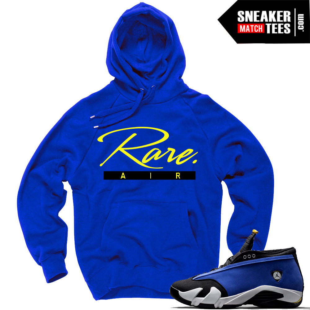 newest 18771 f3094 Laney 14s Low Crewneck Sweater to match | Rare Script | Royal Hoodie