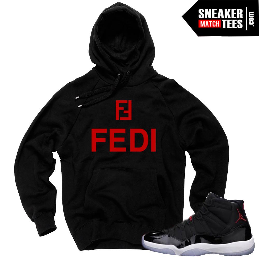 reputable site 2f990 374a6 hoodies-match-Jordan-11-72-10-sneaker-Jordan-