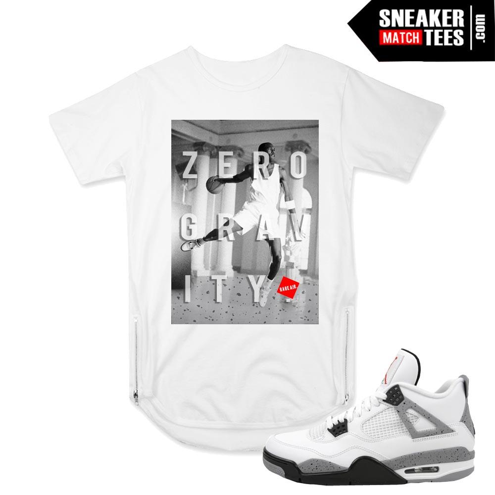 d66d1e1707b Shirts to Match Air Jordan 4 Cement | Cement 4 Jordans